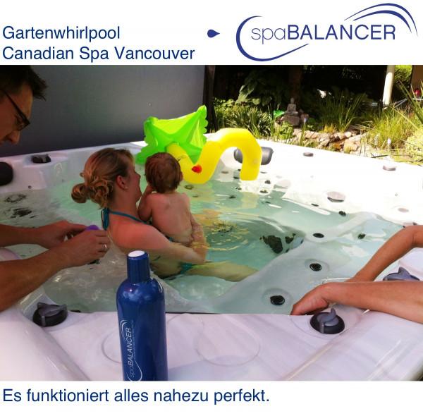 Gartenwhirlpool-Canadian-Spa-Vancouver