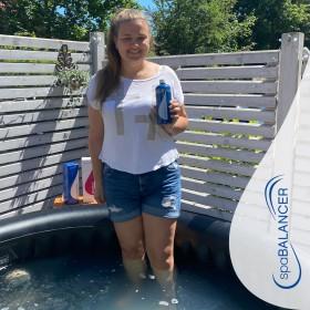 Bedenkenlos im Whirlpool ohne Chlor baden