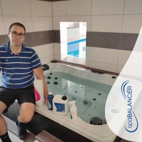 Optimale Wasserpflege für den Whirlpool in einer Ferienwohnung