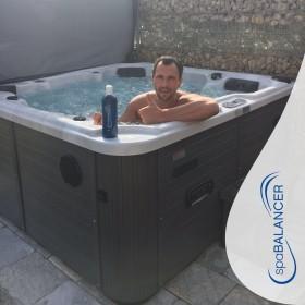 Chlorfreie Wasserpflege für Whirlpool VASA Fit W215s