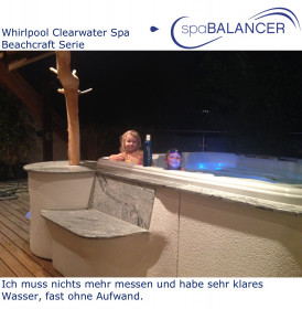 Whirlpool Clearwater Spa Beachcraft Serie