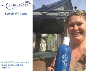Softub Whirlpool ohne Chlor