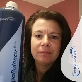 Klares Wasser und kein Geruch im Whirlpool von Royalty Wellness