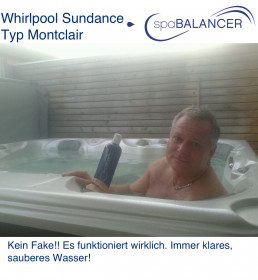 Whirlpool der Marke Sundance Typ Montclair
