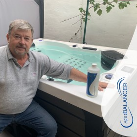Guter Einstieg in die Pflege unseres Whirlpools