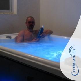 Chlorfreie Wasserpflege für den Spa
