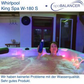 Whirlpool King Spa W-180 S