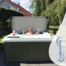 Alternative zu Chlor und Brom für den Whirlpool