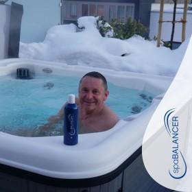 Chlorfreie Wasserpflege für Whirlpool Nordic Hot Tubs Modell Encore Premium