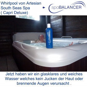 Whirlpool Artesian South Seas Spa - Capri Deluxe