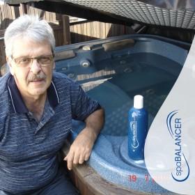 Wir würden nie mehr Chlor im Whirlpool einsetzen