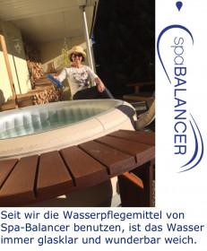 Whirlpool M-Spa Test