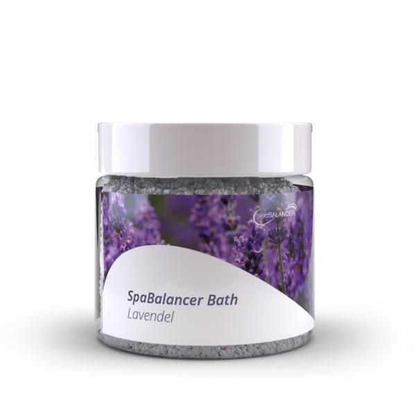 SpaBalancer Badesalz Lavendel 220g