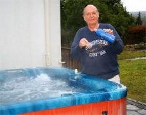 chlorfreie Wasserpflege SpaBalancer