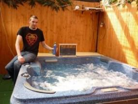Whirlpool Spa Hot Tub SR 810
