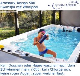 Joyspa 500 Swimspa mit Whirlpool