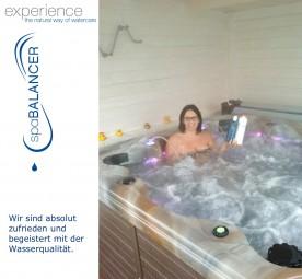 Chlorfreie Alternative für Whirlpool