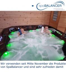 Chlorfreie Produkte von SpaBalancer