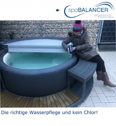 Die richtige Wasserpflege und kein Chlor