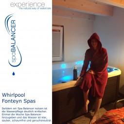 Empfehlung Whirlpool Fonteyn Spas
