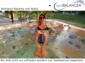 Erfahrung Bahama Whirlpool von Wellis