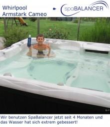 Erfahrung Whirlpool Armstark Cameo