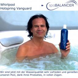 Erfahrung Whirlpool Hotspring Vanguard