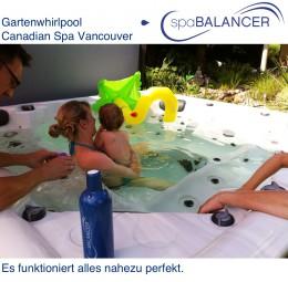 Gartenwhirlpool Canadian Spa Vancouver
