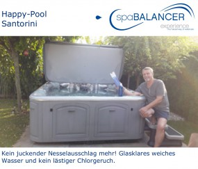 Happy-Pool Santorini