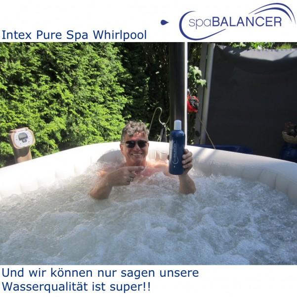 intex pure spa whirlpool empfehlungen spabalancer. Black Bedroom Furniture Sets. Home Design Ideas