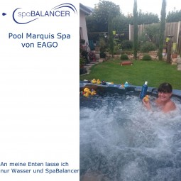 Pool Marquis Spa von EAGO