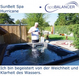 SunBelt Spa Whirlpool  Hurricane