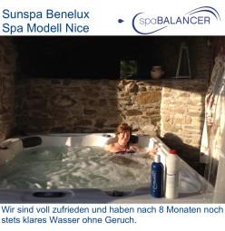 Sunspa Benelux Spa Modell Nice