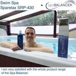 Swim Spa Sparelax SRP-430