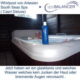 Whirlpool Artesian South Seas Spa - Capri Deluxe