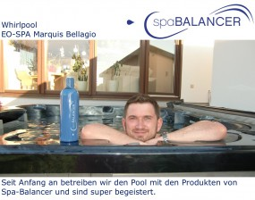 Whirlpool EO-SPA Marquis Bellagio