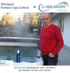 Whirlpool Fonteyn Spa Oxford