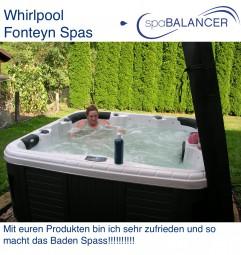 Whirlpool Fonteyn Spas