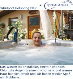 Whirlpool Hotspring Flair