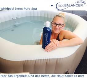 Whirlpool Intex Pure Spa