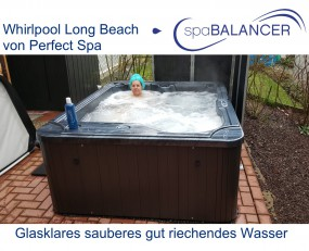Whirlpool Long Beach von Perfect Spa