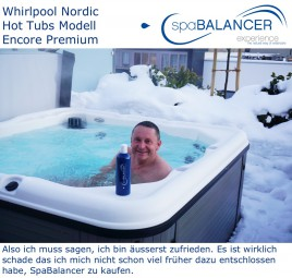 Whirlpool Nordic Hot Tubs Modell Encore Premium