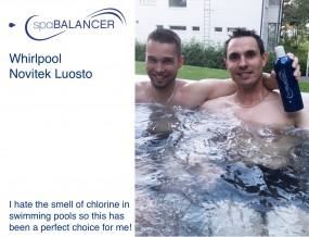 Whirlpool Novitek Luosto