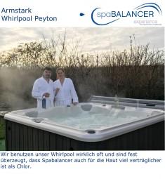 Whirlpool Peyton von der Firma Sundance - Pflege ohne Chlor