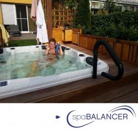 Whirlpool Relax Fonteyn Spa SpaBalancer