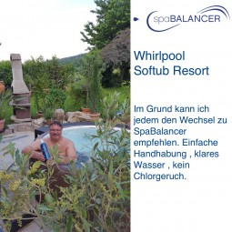 Whirlpool Softub Resort