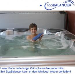 Whirlpool Villeroy und Boch mit SpaBalancer