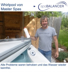 Whirlpool von Master Spas