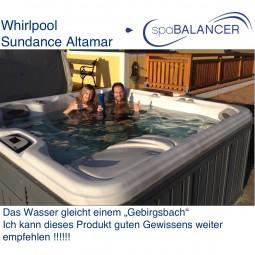 gebrauchter Whirlpool Sundance Altamar