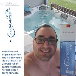 Optimale Wasserpflege für Whirlpools ohne Chlor